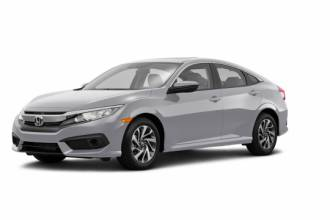 Honda Lease Takeover in Richmond Hill, ON: 2017 Honda CIVIC EX-HS Automatic 2WD