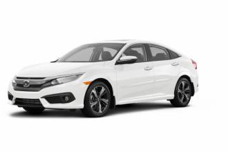 Lease Transfer Honda Lease Takeover in Montréal, QC: 2017 Honda Civic Touring CVT 2WD