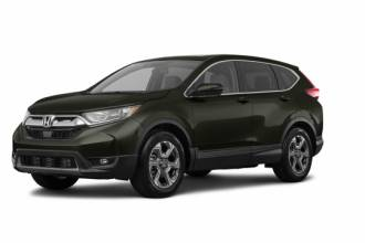 Honda Lease Takeover in Moose Jaw, SK: 2017 Honda CR-V EX-L Automatic AWD