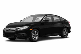 Honda Lease Takeover in Moncton, NB: 2017 Honda EX Sedan Automatic 2WD