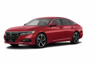 Honda Lease Takeover in Montreal, QC: 2018 Honda Accord CVT 2WD