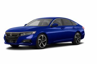 Honda Lease Takeover in Ottawa, ON: 2018 Honda Accord Sport Automatic 2WD