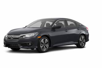 Honda Lease Takeover in Calgary, AB: 2018 Honda Civic EX-T CVT 2WD