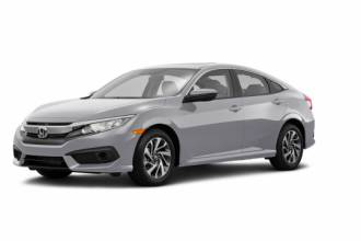 Lease Transfer Honda Lease Takeover in Moncton, NB: 2018 Honda Civic EX-HS Automatic 2WD