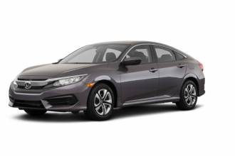 Honda Lease Takeover in Edmonton, AB: 2018 Honda Civic LX Automatic 2WD