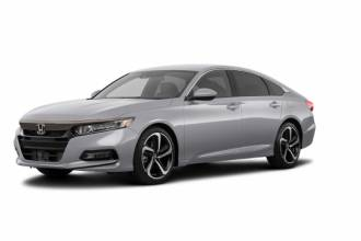 Honda Lease Takeover in Winnipeg, MB: 2018 Honda Accord Sport 2.0 Automatic 2WD
