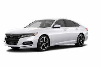 Lease Transfer Honda Lease Takeover in Calgary, AB: 2019 Honda Accord 2.0 Sport Automatic 2WD