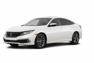 Lease Transfer Honda Lease Takeover in Caledon, ON: 2019 Honda Civic EX Automatic 2WD ID:#12987