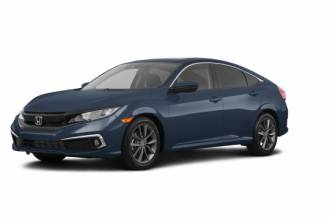 Lease Transfer Honda Lease Takeover in Thornhill, ON: 2019 Honda Civic EX CVT 2WD