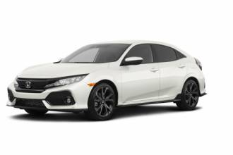 Lease Transfer Honda Lease Takeover in Hamilton, ON: 2019 Honda Civic Hatchback Sport Touring CVT 2WD