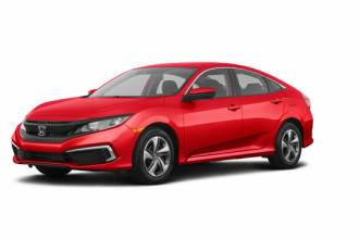 Lease Transfer Honda Lease Takeover in Burnaby,BC: 2019 Honda Civic LX CVT 2WD