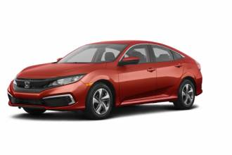 Lease Transfer Honda Lease Takeover in Guelpg, ON: 2019 Honda Civic LX CVT 2WD