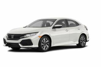 Honda Lease Takeover in Airdrie, AB: 2019 Honda Civic LX Hatchback CVT 2WD