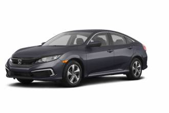 Lease Transfer Honda Lease Takeover in Port Moody, QC: 2019 Honda Civic LX Manual 2WD