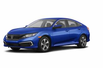 Lease Transfer Honda Lease Takeover in Vancouver, BC: 2019 Honda Civic Touring CVT 2WD