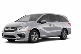 Lease Transfer Honda Lease Takeover in Mississauga, ON: 2019 Honda Odyssey EX-RES Automatic 2WD