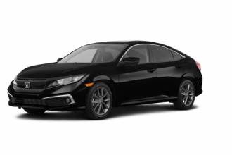 Lease Transfer Honda Lease Takeover in Winnipeg, MB: 2020 Honda Civic EX Automatic AWD
