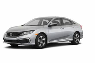 Lease Transfer Honda Lease Takeover in Vancouver, BC: 2020 Honda Civic LX Automatic 2WD
