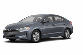 Hyundai Lease Takeover in Ottawa, ON: 2019 Hyundai Elantra Preferred Automatic 2WD ID:#20049