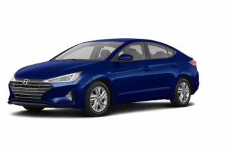 Hyundai Lease Takeover in Calgary, AB: 2020 Hyundai Elantra Preferred Automatic 2WD ID:#16014