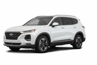 Hyundai Lease Takeover in Burnaby: 2020 Hyundai Santa Fe Ultimate 2.0 Automatic AWD ID:#18084