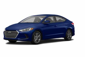 Hyundai Lease Takeover in Toronto, ON: 2017 Hyundai Elantra GLS Automatic 2WD