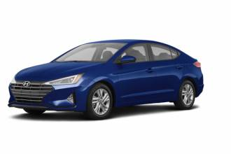 Lease Transfer Hyundai Lease Takeover in Brossard, BC: 2019 Hyundai Elantra Preferred Automatic 2WD