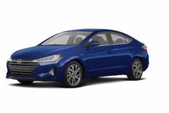 Lease Transfer Hyundai Lease Takeover in Mississauga, ON: 2020 Hyundai Elantra Luxury CVT 2WD