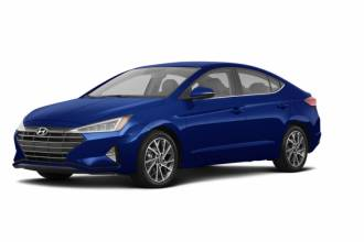 Lease Transfer Hyundai Lease Takeover in St Eustache, BC: 2020 Hyundai Elantra preferred Automatic 2WD