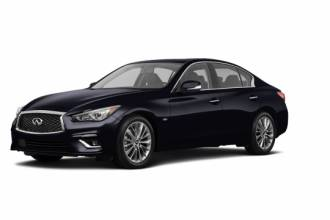 Lease Transfer Infiniti Lease Takeover in Toronto, ON: 2019 Infiniti Q50 3.0t Signature Edition AWD Automatic AWD