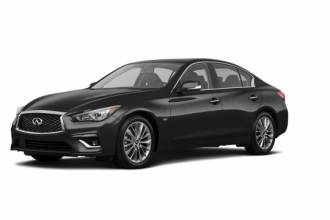 Lease Transfer Infiniti Lease Takeover in Woodbridge, ON: 2019 Infiniti Q50 Automatic AWD