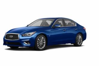 Lease Transfer Infiniti Lease Takeover in Toronto, ON: 2019 Infiniti Q50 S Automatic AWD