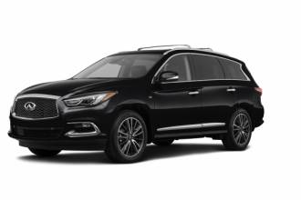 Lease Transfer Infiniti Lease Takeover in Vancouver, BC: 2019 Infiniti QX60 Automatic AWD