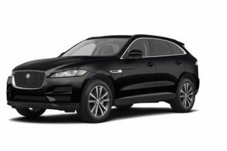 Lease Transfer Jaguar Lease Takeover in Calgary, AB: 2019 Jaguar F Pace 20D Prestige Automatic AWD