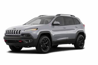 Jeep Lease Takeover in Nanaimo, BC: 2017 Jeep Cherokee trail hawk Automatic AWD