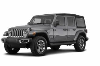 Jeep Lease Takeover in Bathurst, NB: 2019 Jeep Wrangler Automatic AWD ID:#20354