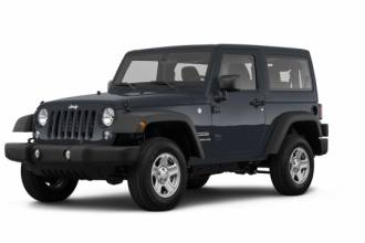 Lease Transfer Jeep Lease Takeover in Calgary, AB: 2018 Jeep Wrangler JK Sport Automatic 2WD