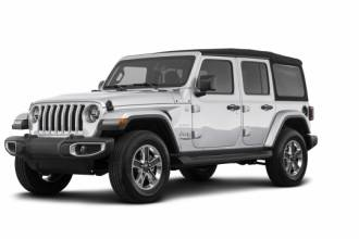 Jeep Lease Takeover in Toronto, ON: 2018 Jeep Wrangler Unlimited Automatic AWD