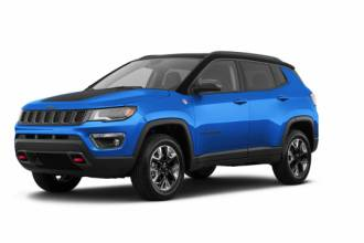 Lease Transfer Jeep Lease Takeover in Surrey, BC: 2019 Jeep Compass Trailhawk Automatic AWD