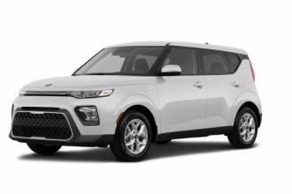Lease Transfer KIA Lease Takeover in Stratford, ON: 2021 KIA Soul EV Limited Automatic AWD