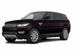 Land Rover Lease Takeover in Vancouver, BC: 2016 Land Rover Range Rover Sport SVR Automatic AWD