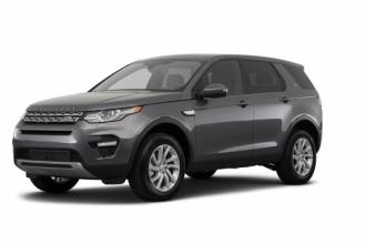 Lease Transfer Land Rover Lease Takeover in Brampton, ON: 2018 Land Rover Discovery Sport HSE Automatic AWD