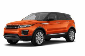 Lease Transfer Land Rover Lease Takeover in Calgary, AB: 2018 Land Rover Range Rover Evoque HSE Convertible Automatic AWD