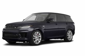Land Rover Lease Takeover in Toronto, ON: 2018 Land Rover Range Rover Sport HSE Automatic AWD