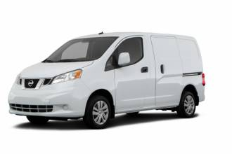 Nissan Lease Takeover in Victoria, BC: 2018 Nissan NV200 SV Automatic 2WD ID:#14862