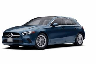 Mercedes-Benz Lease Takeover in Metro Vancouver, BC: 2019 Mercedes-Benz A250 4Matic Hatch Automatic AWD ID:#14085