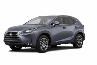 Lexus Lease Takeover in Brampton: 2017 Lexus Nx200t F2 Automatic AWD