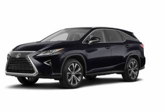 Lexus Lease Takeover in Vancouver BC: 2019 Lexus RX 350L Luxury AWD Automatic AWD ID:#14787