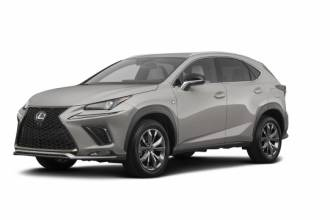 Lexus Lease Takeover in Calgary: 2020 Lexus NX 300 F-Sport Automatic AWD ID:#16852