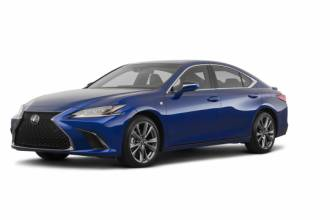 Lease Takeover in Burnaby: 2019 Lexus ES350 F-Sport Automatic 2WD ID:#13375